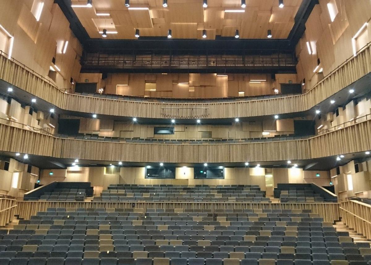 5 Malmö Live konserthus